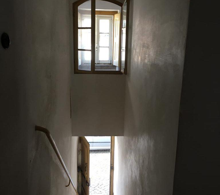 Escadas 1º